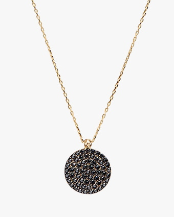 Nickho Rey Black Sun Necklace 2