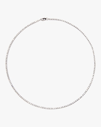 Nickho Rey Tish Tennis Necklace 1