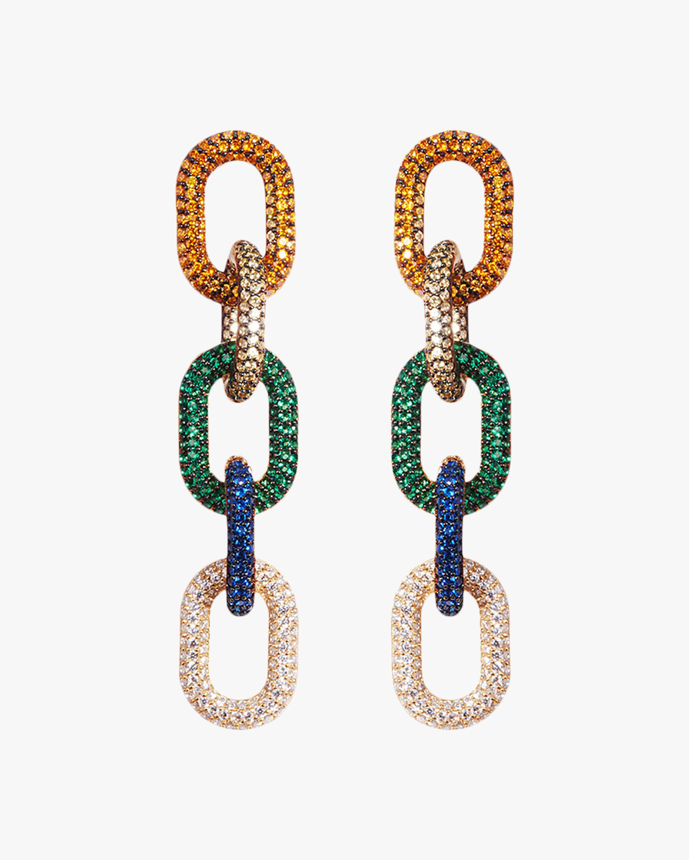Nickho Rey Link Earrings 1