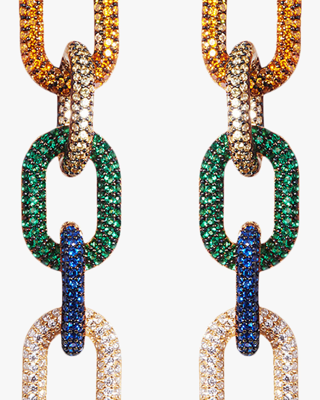 Nickho Rey Link Earrings 2