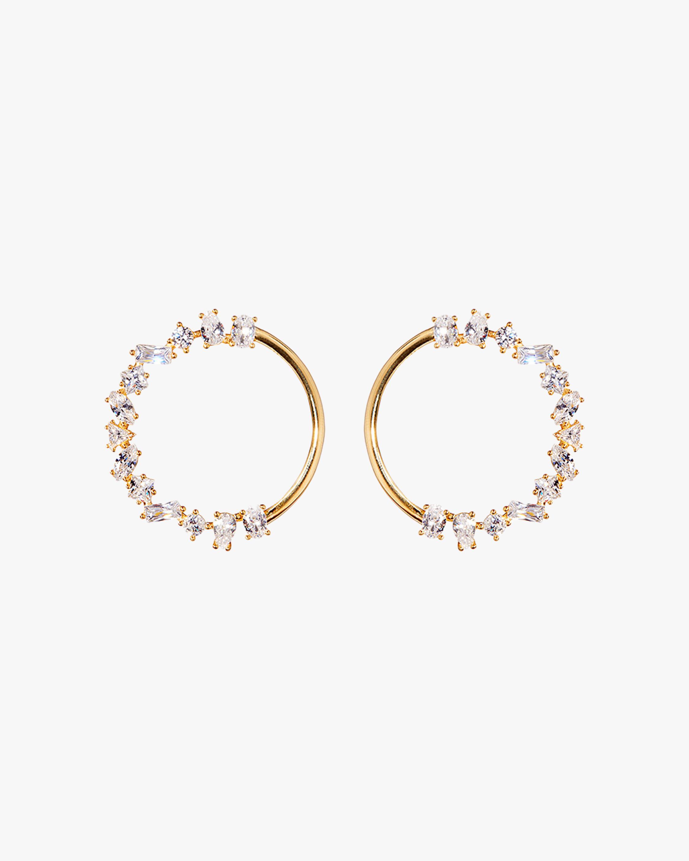 Nickho Rey Simon Hoop Earrings 1