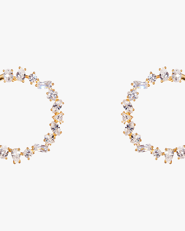 Nickho Rey Simon Hoop Earrings 2