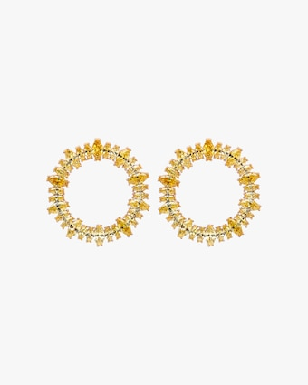 Nickho Rey Fifi Hoop Earrings 1