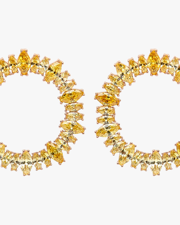 Nickho Rey Fifi Hoop Earrings 2