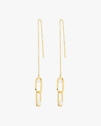 State Property Inversion Threader Earrings 2
