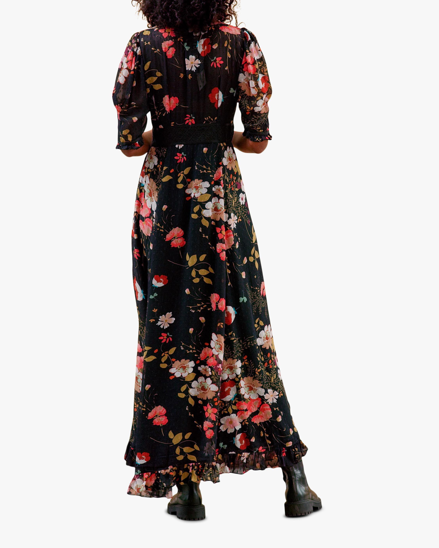 byTimo Delicate Semi Lace Maxi Dress 1