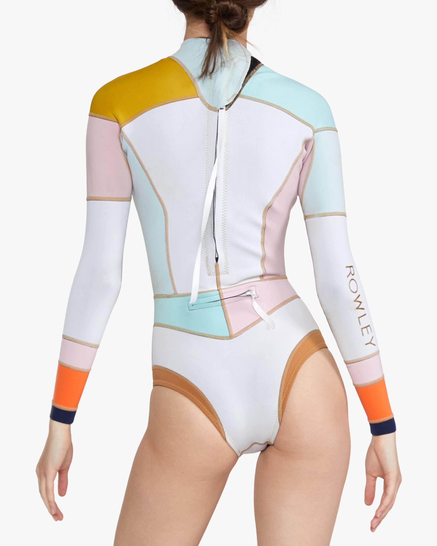 Cynthia Rowley Dylon Colorblock Wetsuit 2