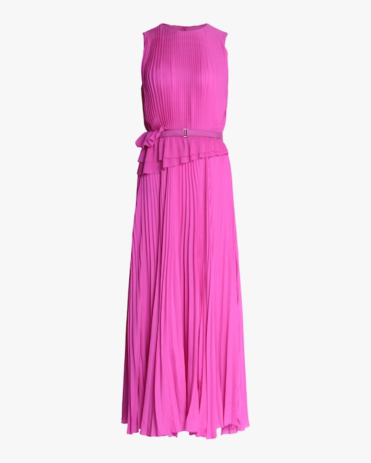 Jason Wu Collection Sleeveless Pleated Day Dress 0