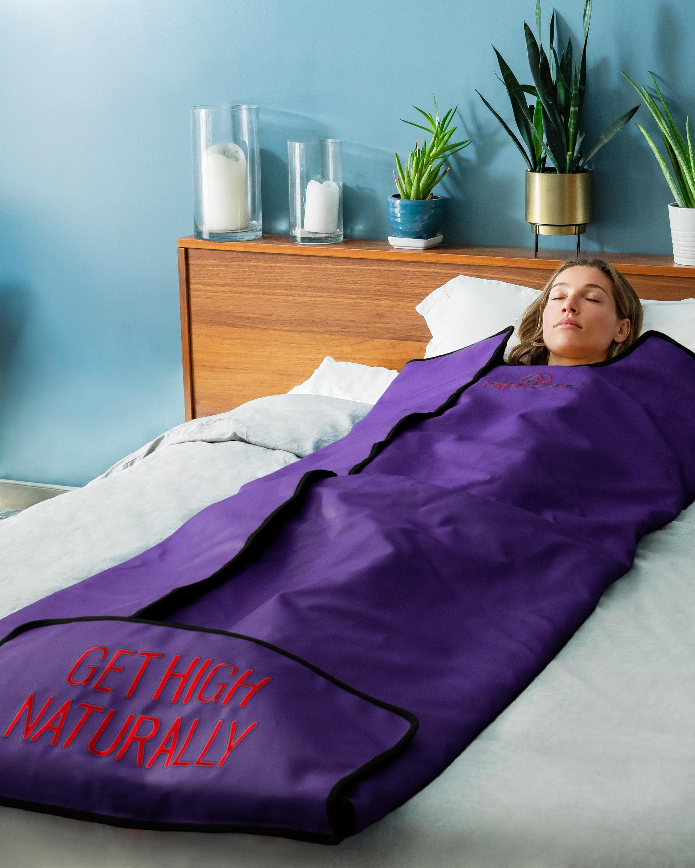 HigherDOSE Infrared Sauna Blanket 3