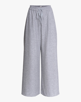 Adam Lippes Jersey Wide-Leg Pants 1