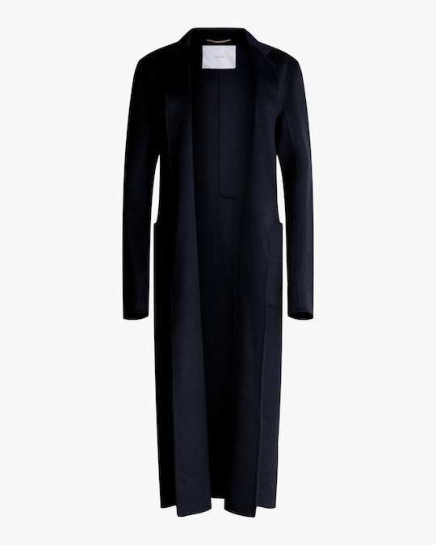 Adam Lippes Zibelline Cashmere Menswear Coat 0