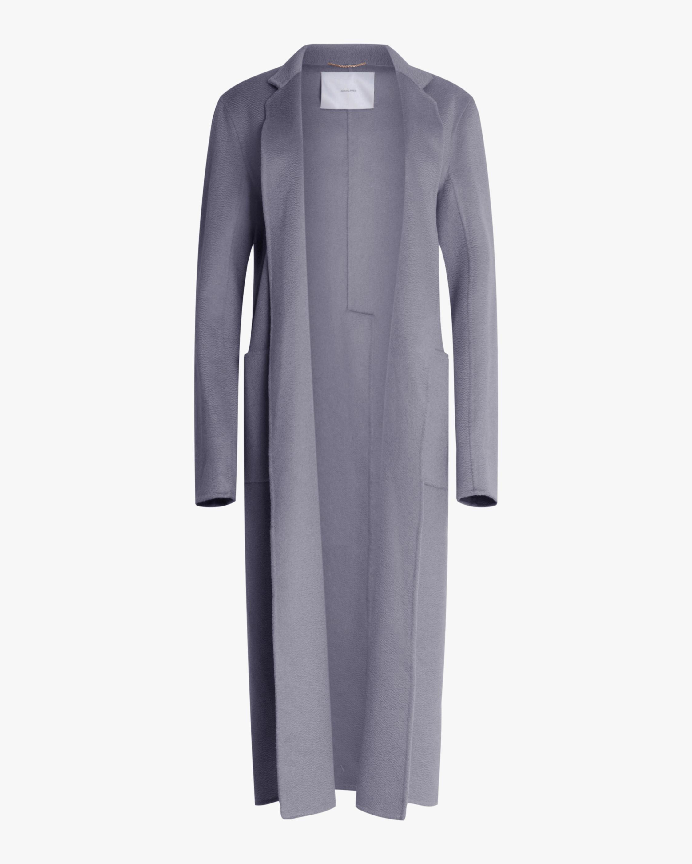 Adam Lippes Zibelline Cashmere Menswear Coat 1