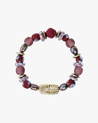 Akola Strength Beaded Bracelet 1