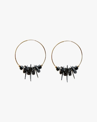 Akola Maren Hoop Earrings 1