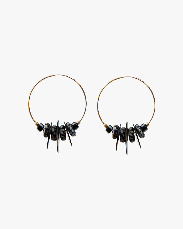 Akola Maren Hoop Earrings 0