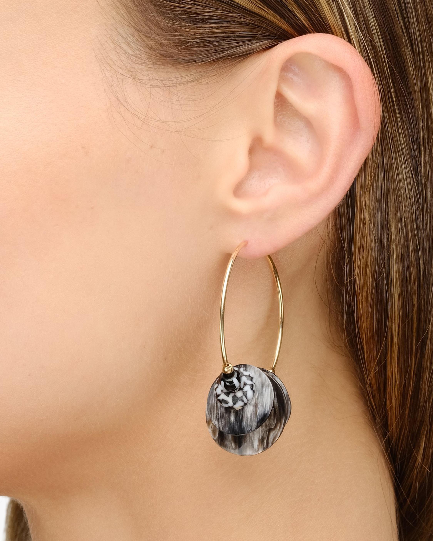 Akola Maren Hoop Earrings 1