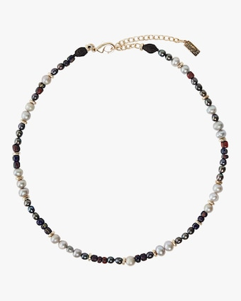 Akola Yuzu Beaded Necklace 1