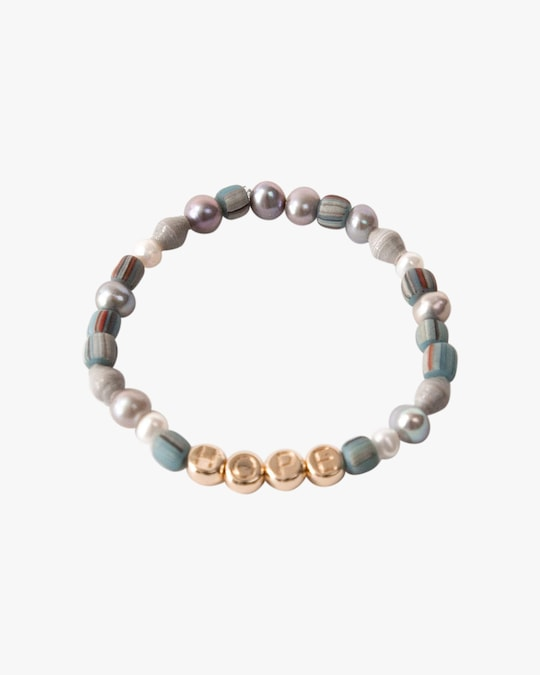 Akola Hope Beaded Bracelet 0