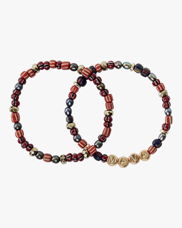 Akola Mama Beaded Bracelet Set 1