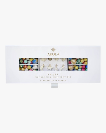 Akola Anasa Luxe Necklace & Bracelet Kit 1