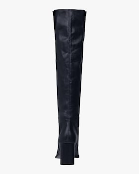 Sporty Elegance Tall Slouch Boot