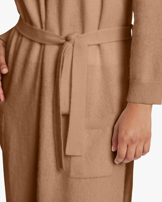Santicler Cashmere Cardigan Coat 3
