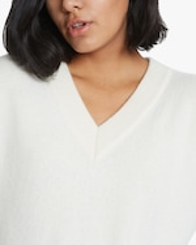Santicler Crista V-Neck Cashmere Sweater 3
