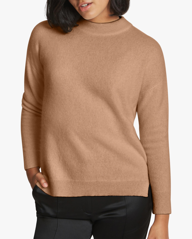 Santicler Riley Crewneck Cashmere Sweater 0