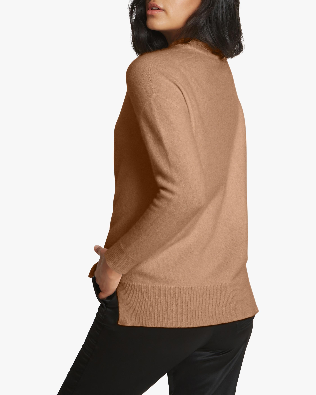Santicler Riley Crewneck Cashmere Sweater 2