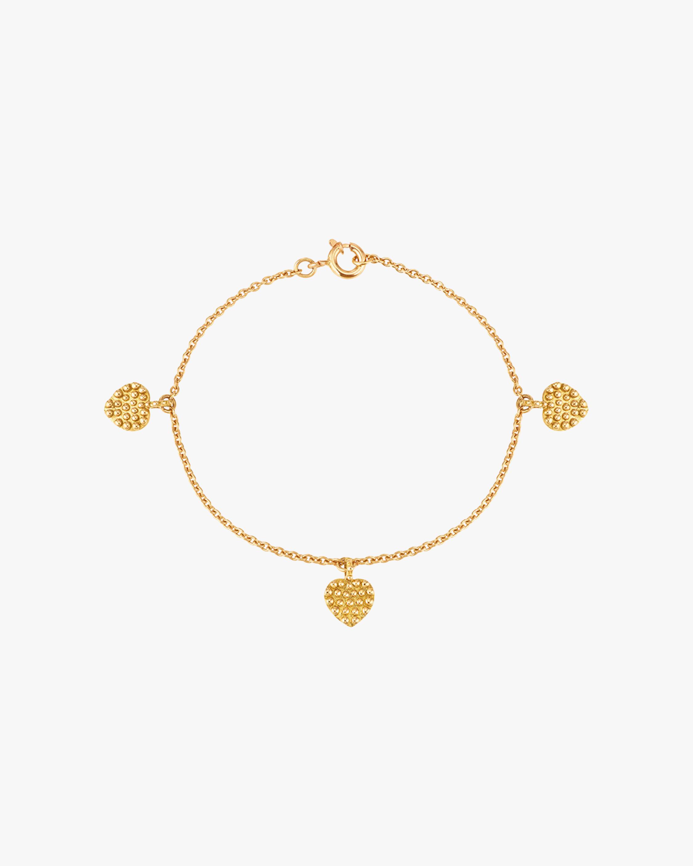 Gaya The Three-Mini Heart Bracelet 2