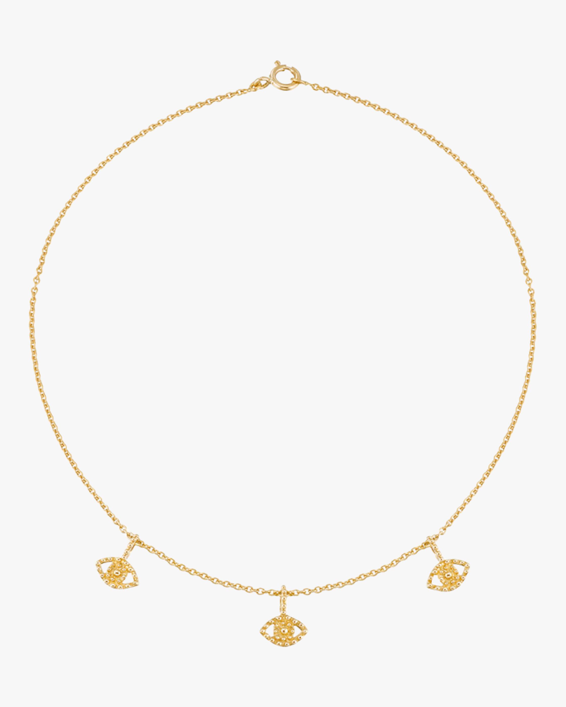 Gaya The Three-Eye Necklace 2