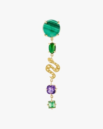 Gaya Single Color for Life Earring 2