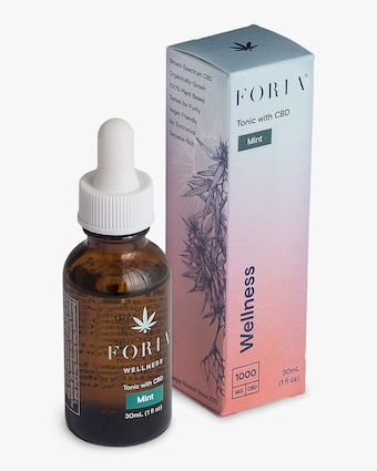 FORIA Wellness Tonic with CBD Mint 30ml 2