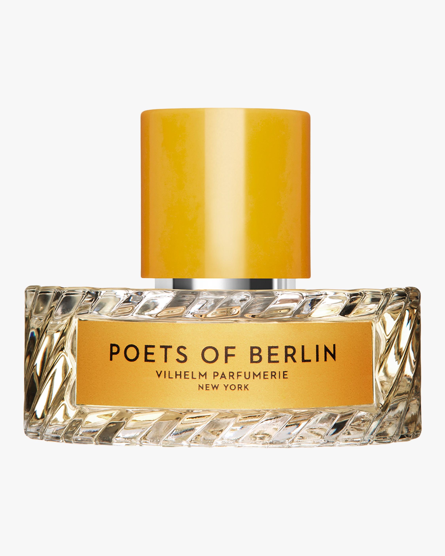 Vilhelm Perfumerie Poets of Berlin Eau de Parfum 50ml 0