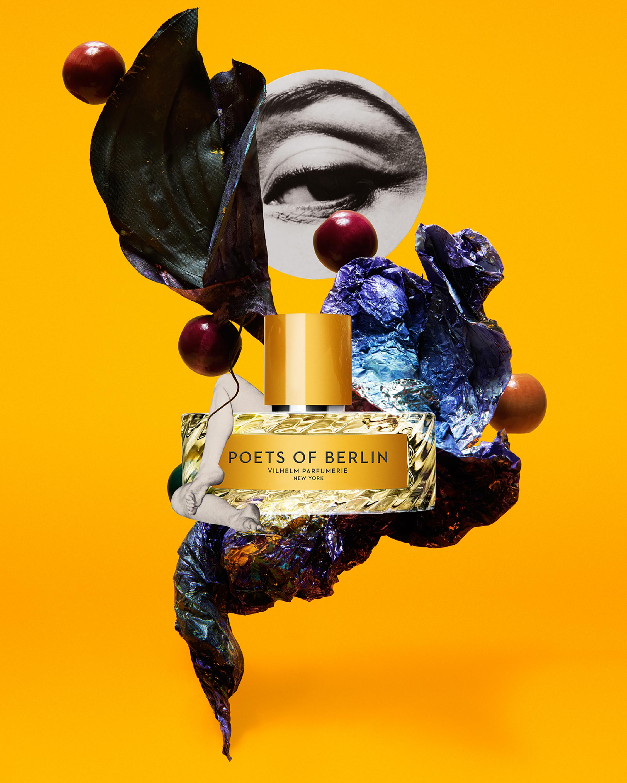 Vilhelm Perfumerie Poets of Berlin Eau de Parfum 50ml 2