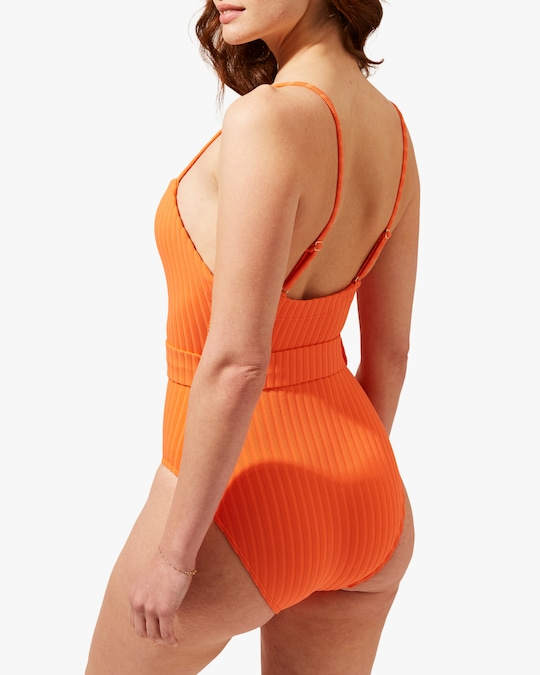 Solid & Striped The Gemma One-Piece Swimsuit 1