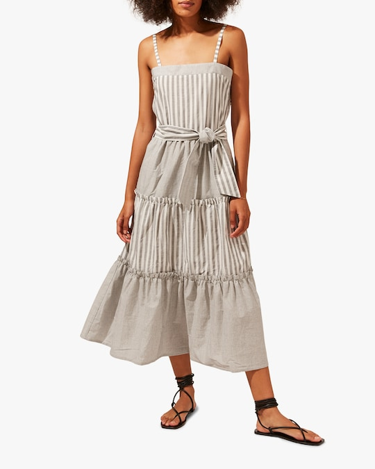 Solid & Striped The Georgia Dress 0