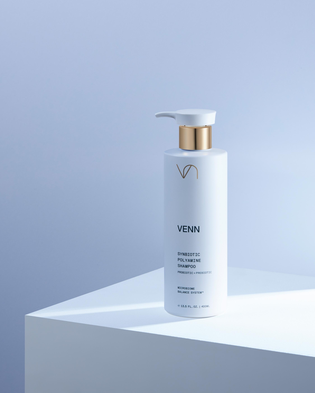 VENN Synbiotic Polyamine Shampoo 400ml 2