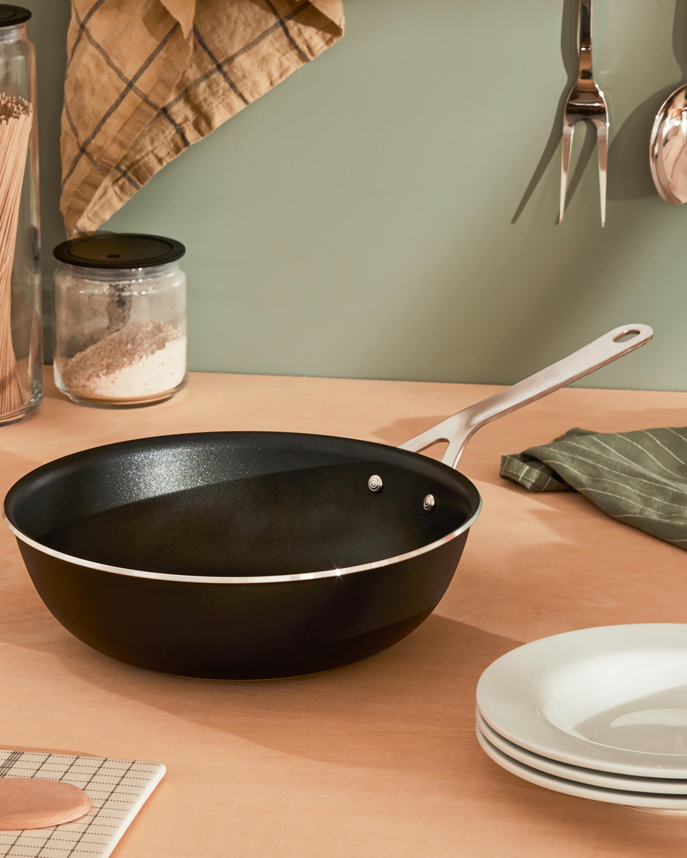 ALESSI Deep Frying Pan 1