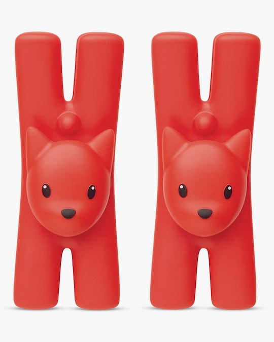 ALESSI Lampo Clip- Set of Two 0