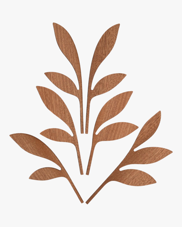 ALESSI Ahh Five Seasons Leaf Diffuser Leaves 2