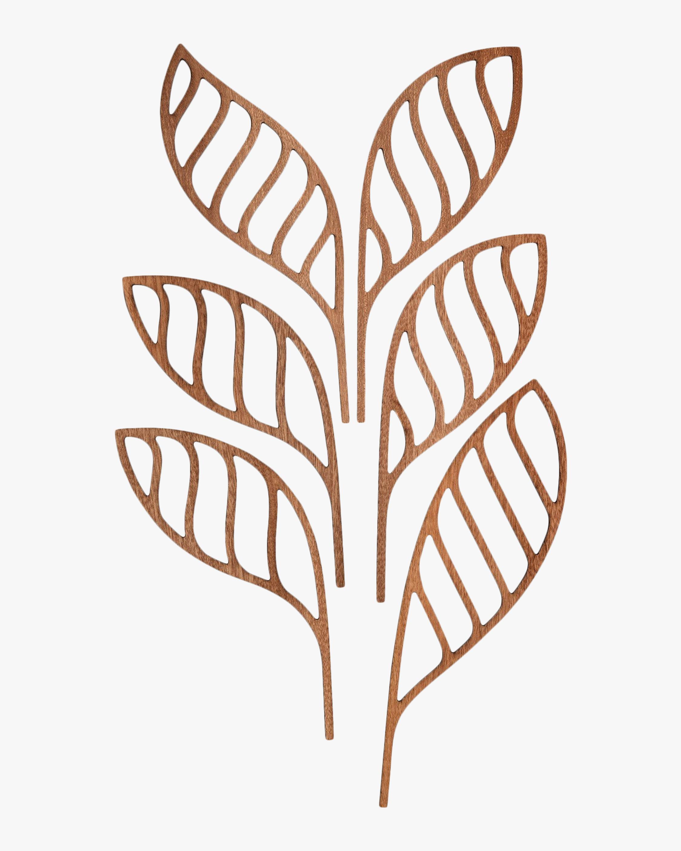 ALESSI Shhh Five Seasons Leaf Diffuser Leaves 2