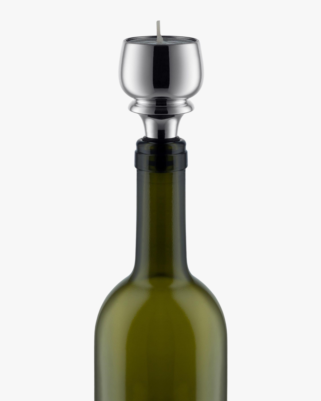 ALESSI Five Seasons Bottle Stopper & Candle Holder 1