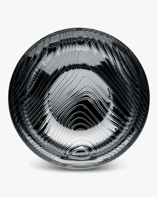 ALESSI Stainless Steel & Veneer Bowl 2