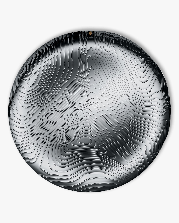 ALESSI Stainless Steel & Veneer Centerpiece 2