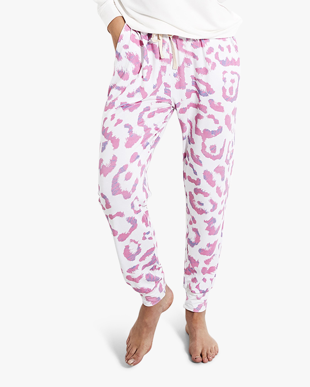 Stripe & Stare Leopard Lounge Pant 1