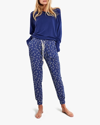 Stripe & Stare Starry Night Lounge Pants 1