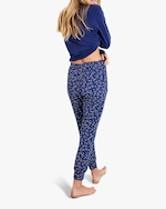 Stripe & Stare Starry Night Lounge Pants 3