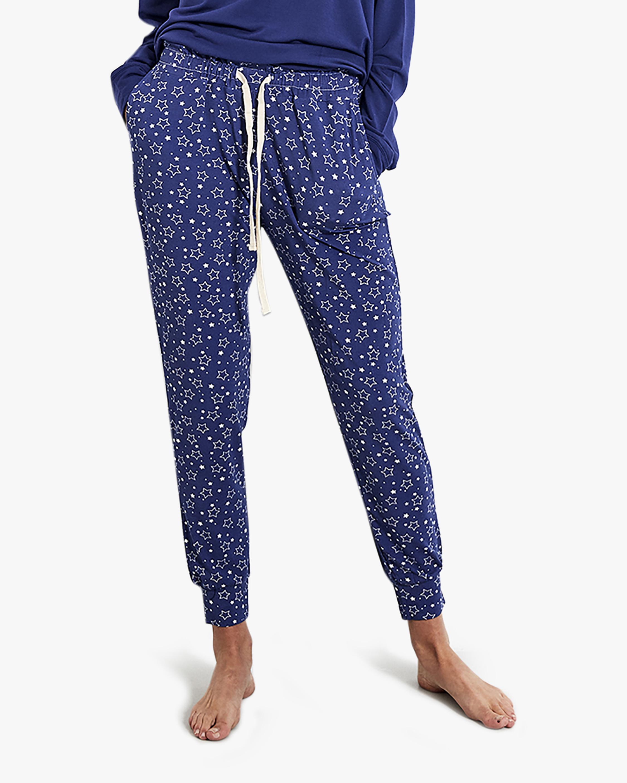 Stripe & Stare Starry Night Lounge Pants 1