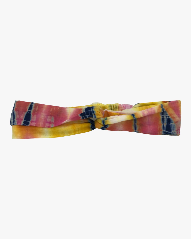 Dauphines of New York Bright Idea Tie-Dye Turban 2
